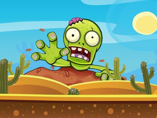 Play Shoot the Zombie Now!