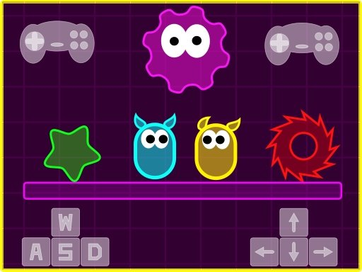 Play Neon Slimes Now!