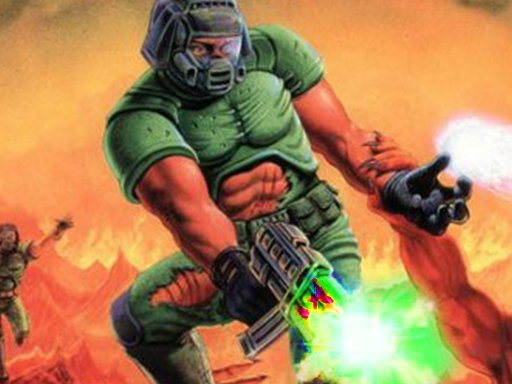 Play Doom Dr SciFi Now!