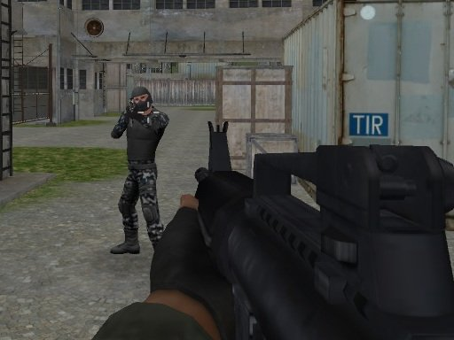 Play Army Frontline Mission Now!