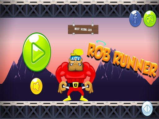 Play Rob Runner Now!