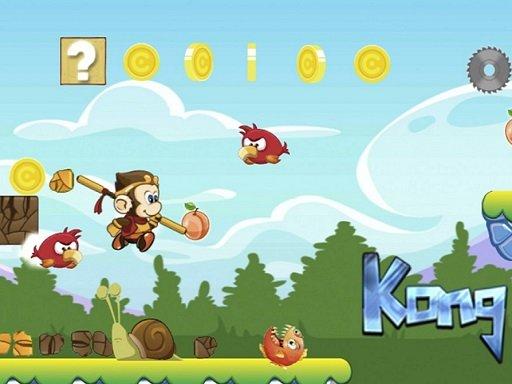 Play Kong Hero 2019 Now!