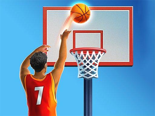 Play Basketball Tournament 3D Now!