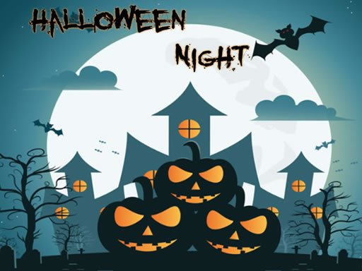 Play Halloween Night Jigsaw Now!