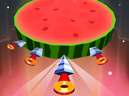 Play Knife Hit 3D Now!