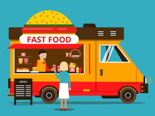 Play Food Truck Differences Now!
