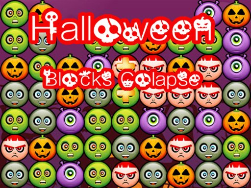 Play Halloween Block Collapse Delux Now!