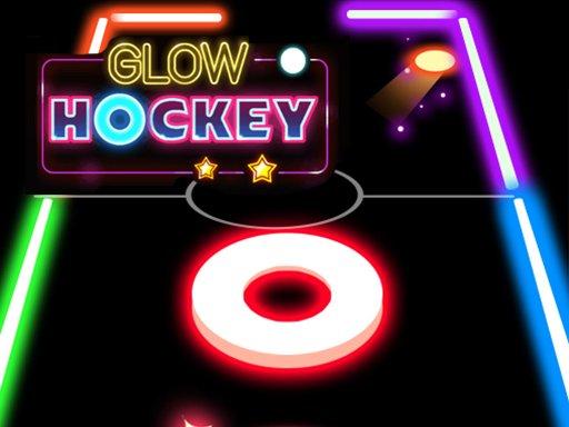 Play Glow Hockey Now!