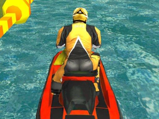 Play Jet Ski Racer Now!