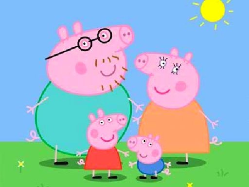 Play Peppa Pig Hidden Stars Now!