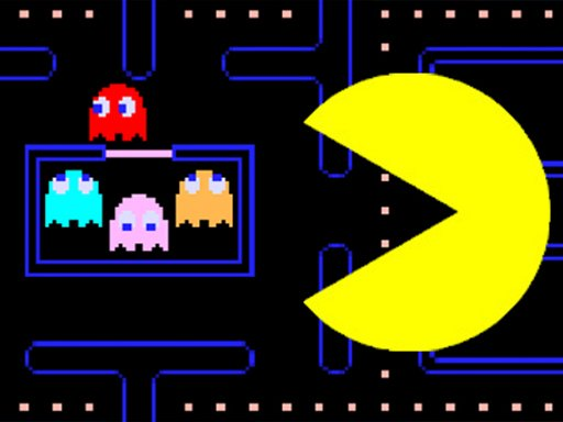 Play PACMAN Now!