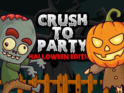 Play Crush to Party: Halloween Edition Now!