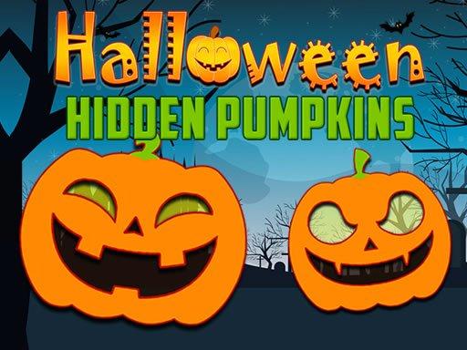 Play Halloween Hidden Pumpkins Now!