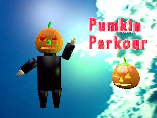 Play pumpkin parkour Now!