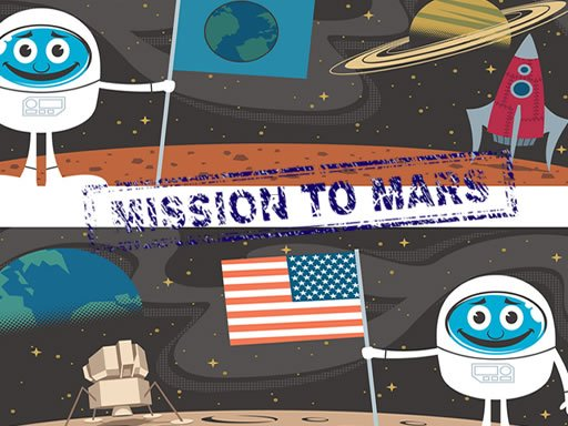 Play Mission To Mars Difference Now!