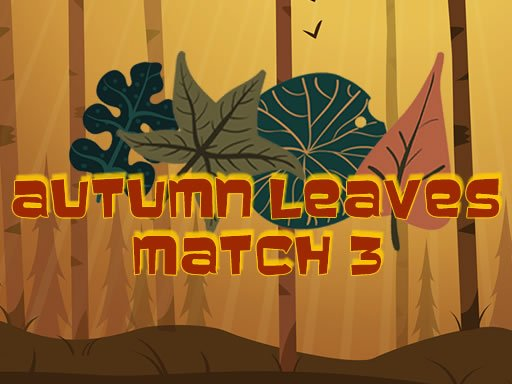 Play Autumn Leaves Match 3 Now!