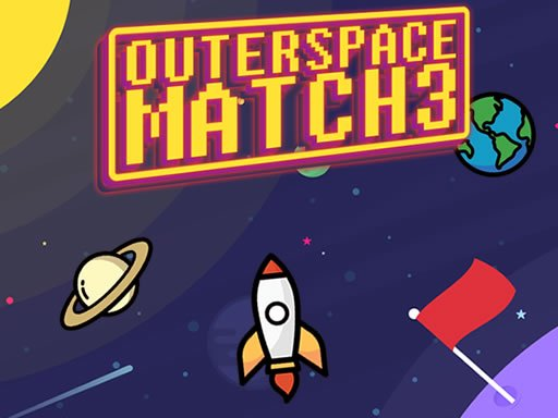 Play Outerspace Match 3 Now!