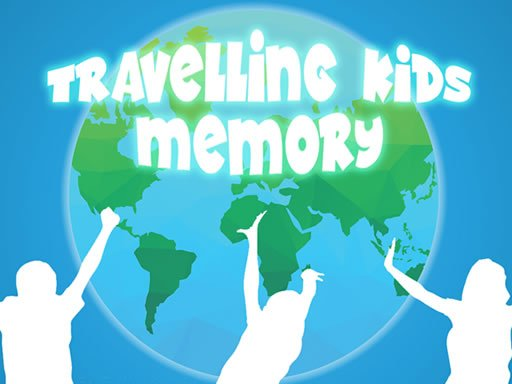 Play Travelling Kids Memory Now!