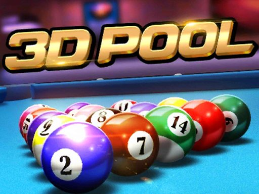 Play 3D Ball Pool Now!
