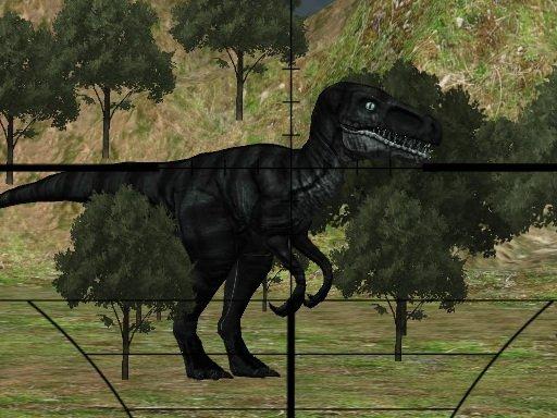 Play Deadly Dinosaur Hunter Now!