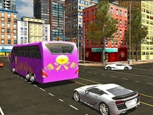 Play City Bus Offroad Driving Sim Now!