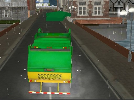 Play Amsterdam Truck Garbage GM Now!