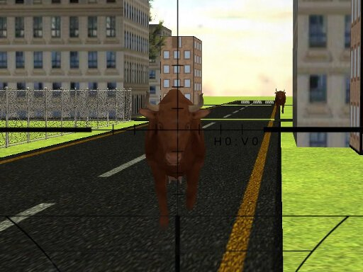 Play Angry Bull Attack Now!
