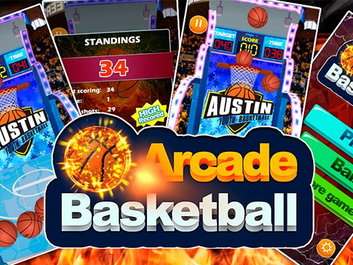 Play Arcade BasketBall Now!