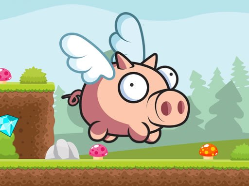 Play Oink Run Now!
