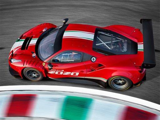 Play Ferrari 488 GT3 Evo Puzzle - GM Now!