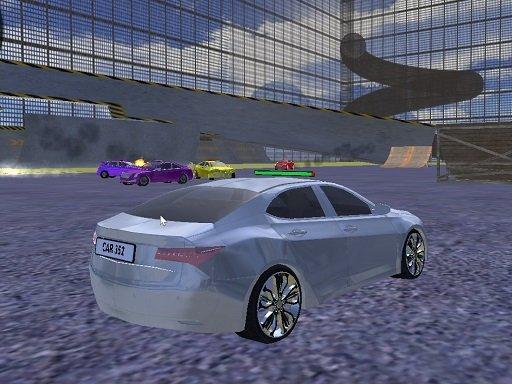 Play XTREME RACING CAR CRASH 2019 Now!