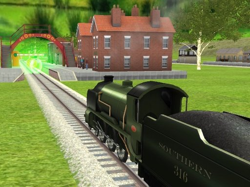 Play Train Driver Now!