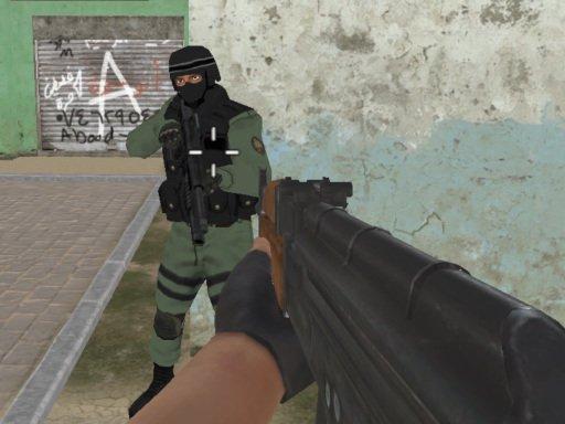 Play Commando FPS Now!
