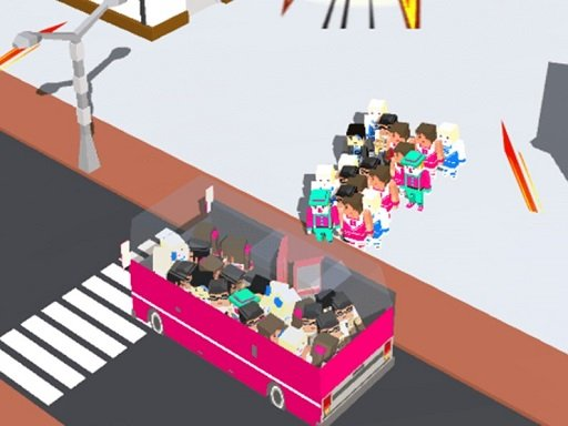 Play Overloaded Transport Bus Passagers Now!