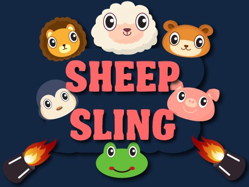 Play Sheep Sling Now!