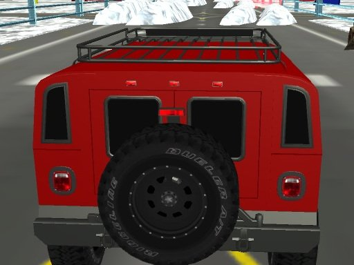 Play Snow Plow Jeep Driving Now!
