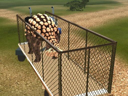 Play Dino Transport Simulator Now!