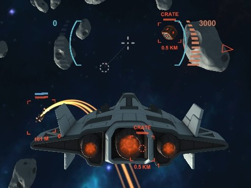 Play Space Combat Now!