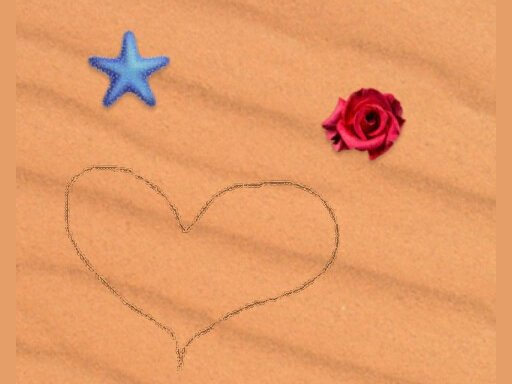Play Sand Drawing Now!