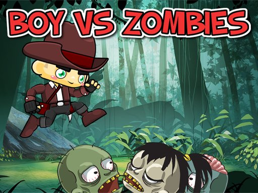 Play Boy vs Zombies Now!
