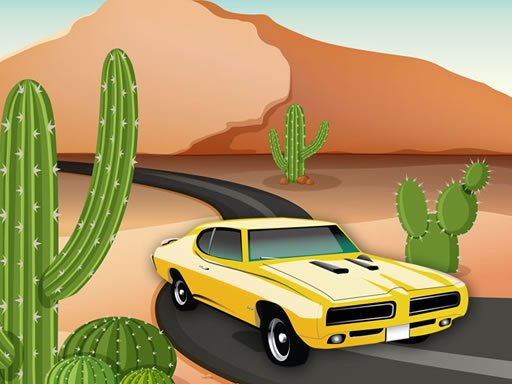 Play Desert Car Race Now!