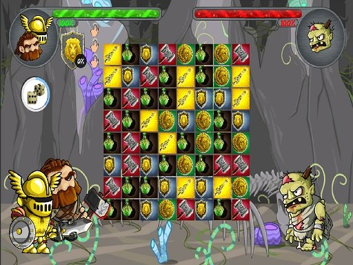 Play Puzzle World Of The Sead Now!