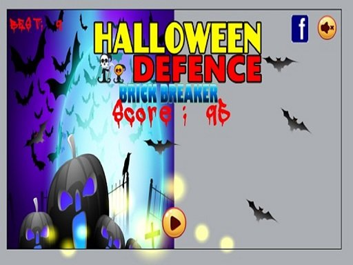 Play Halloween Defence2 Now!