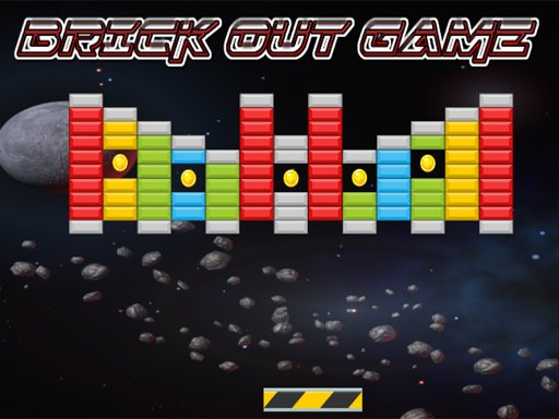 Play Brick Out Game Now!