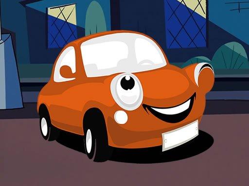 Play Little Car Jigsaw Now!