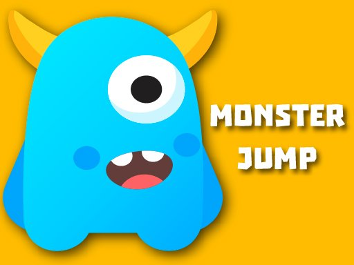 Play Monster Jump Now!