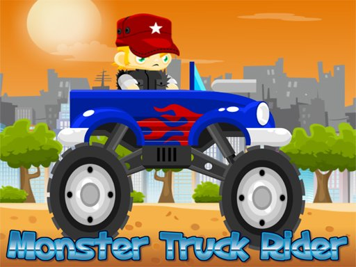 Play Monster Truck Rider Now!