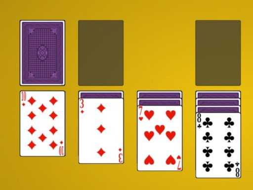 Play Solitaire Games Now!