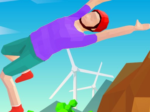 Play Backflip Parkour Now!