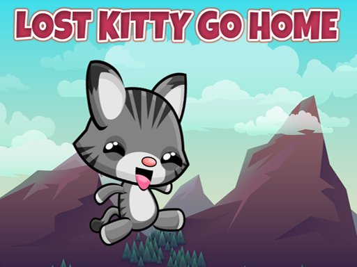 Play Lost Kitty Go Home Now!